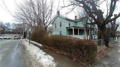 Port Jervis Single Family Home For Sale: 34 Hammond Street
