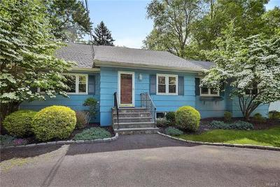 Rockland County Single Family Home For Sale: 45 Church Road