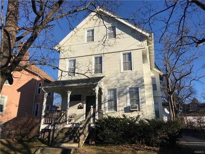 Dutchess County Multi Family 2-4 For Sale: 18 Balding Avenue
