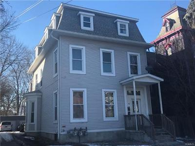 Dutchess County Multi Family 2-4 For Sale: 46 South Clinton Street