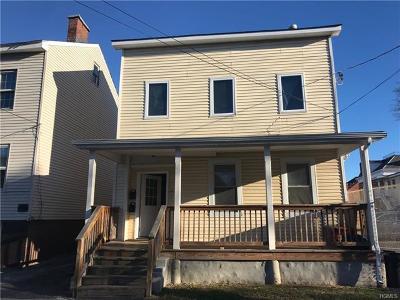 Dutchess County Multi Family 2-4 For Sale: 15 Conklin Street