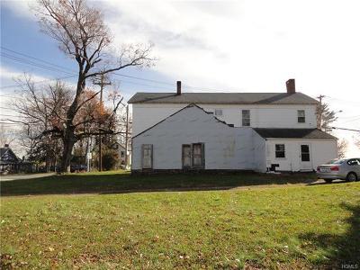 Middletown Single Family Home For Sale: 375 Blumel Road & Goshen Turnpike