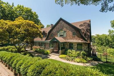 Scarsdale Single Family Home For Sale: 7 Park Road