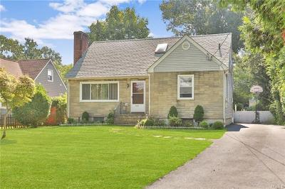 Thornwood Single Family Home For Sale: 150 Jefferson Avenue
