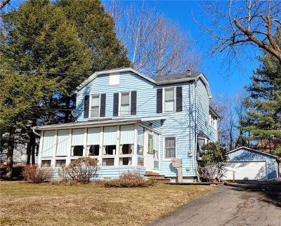 Liberty NY Single Family Home For Sale: $119,000