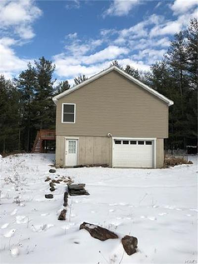 Kerhonkson NY Single Family Home Sold: $235,000
