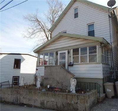 Newburgh Single Family Home For Sale: 90 West Van Ness Street