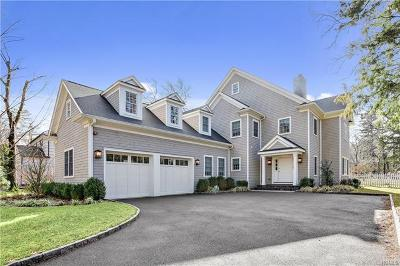 Rye Brook Single Family Home For Sale: 20 Beechwood Boulevard