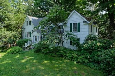 Chappaqua Single Family Home For Sale: 3 Alden Road