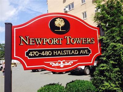 Harrison Rental For Rent: 480 Halstead Avenue #4L