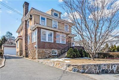 Mamaroneck Multi Family 2-4 For Sale: 216 Maple Avenue