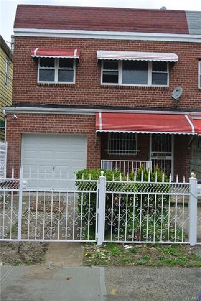 Bronx Multi Family 2-4 For Sale: 909 Cranford Avenue