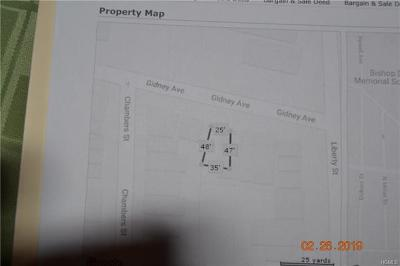 Newburgh Residential Lots & Land For Sale: 9 Gidney Avenue