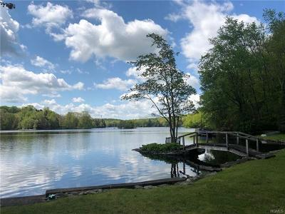 Putnam Valley Single Family Home For Sale: 308 Lake Shore Road
