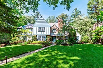 Scarsdale Single Family Home For Sale: 21 Wayside Lane