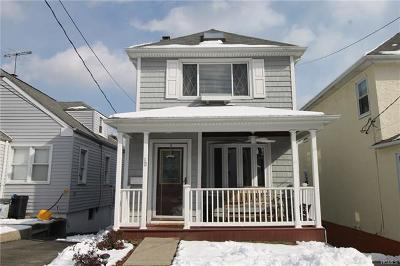 Yonkers Single Family Home For Sale: 38 Glover Avenue