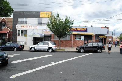 Bronx County Commercial For Sale: 1334 East Gun Hill Road