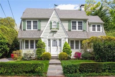 Scarsdale Single Family Home For Sale: 58 Walbrooke Road