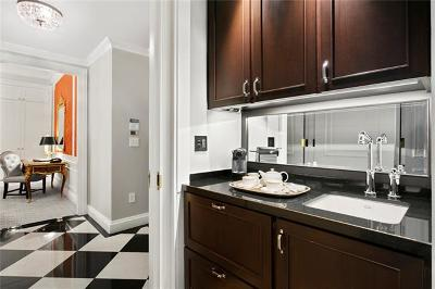 New York Condo/Townhouse For Sale: 2 East 55th Street #818/816