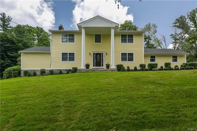 Mount Kisco Single Family Home For Sale: 21 Roseholm Place