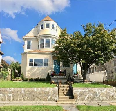 Mount Vernon Rental For Rent: 229 North Fulton Avenue #3