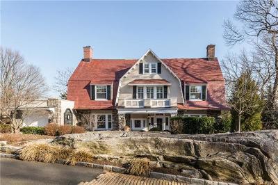Bronxville Single Family Home For Sale: 16 Park Avenue