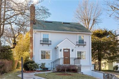Scarsdale Single Family Home For Sale: 152 Glendale Road