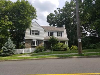White Plains Single Family Home For Sale: 88 Battle Avenue