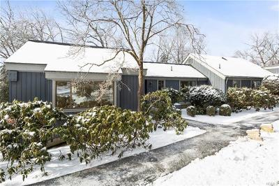 Westchester County Condo/Townhouse For Sale: 95 Heritage Hills #A