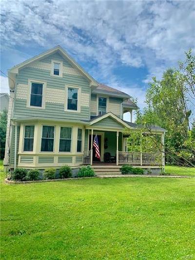 Milton Single Family Home For Sale: 53 Maple Avenue