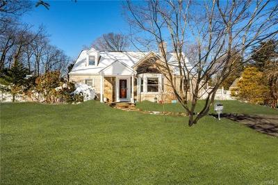 Hartsdale Single Family Home For Sale: 1 Maplewood Road