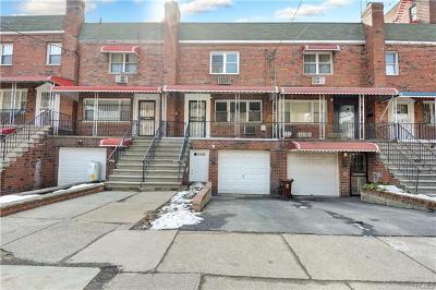 Bronx Multi Family 2-4 For Sale: 742 Arnow Avenue
