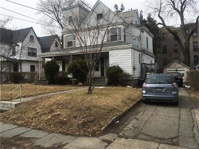 Westchester County Multi Family 2-4 For Sale: 176 Park Avenue