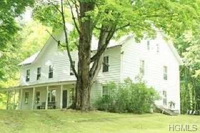 Dutchess County Multi Family 2-4 For Sale: 2253 Bulls Head Road