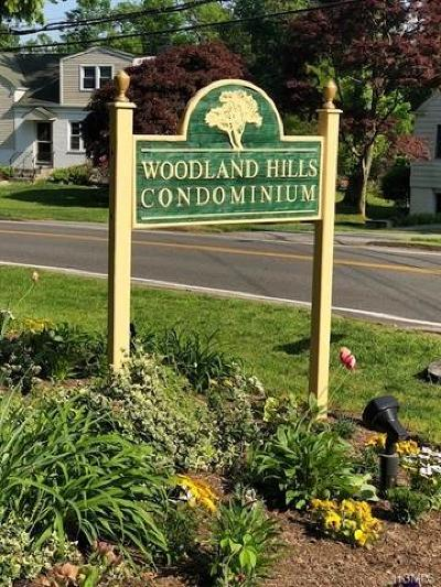 Condo/Townhouse For Sale: 202 Woodland Hills Road