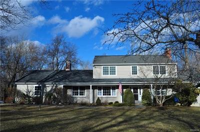 Briarcliff Manor Single Family Home For Sale: 91 Hawthorn Place