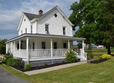 Pine Bush Single Family Home For Sale: 126 County Route 17