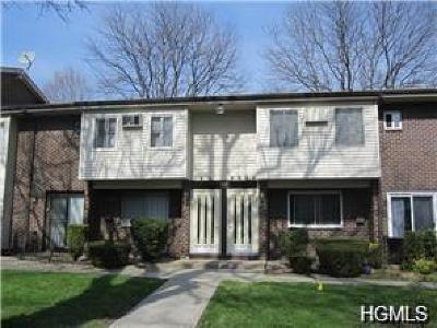 Rockland County Condo/Townhouse For Sale: 4 Blue Hill Commons Drive #H