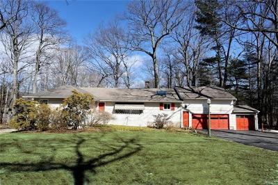 Rockland County Single Family Home For Sale: 1 Hidden Valley Drive