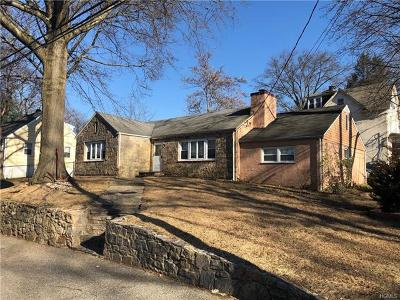 Mamaroneck Single Family Home For Sale: 521 English Place
