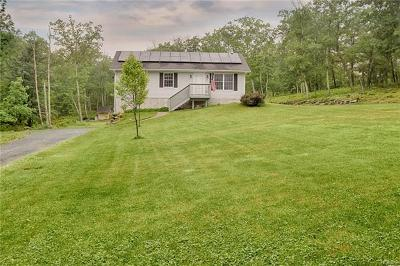 Wurtsboro Single Family Home For Sale: 2 Firwood Road North