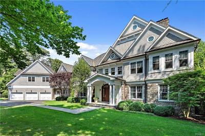 Chappaqua Single Family Home For Sale: 62 Carolyn Place