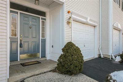 Nanuet Condo/Townhouse For Sale: 3 Hampton Drive