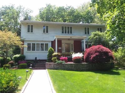 New Rochelle NY Single Family Home For Sale: $879,000