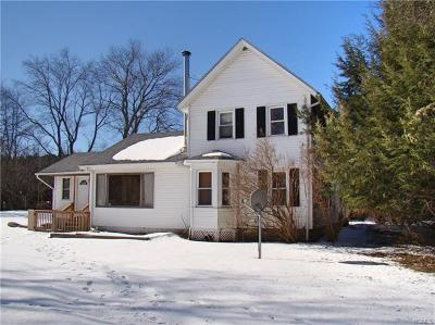 Single Family Home For Sale: 1139 Nys Hwy 17b