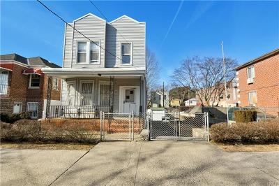 Bronx Single Family Home For Sale: 4083 Edson Avenue