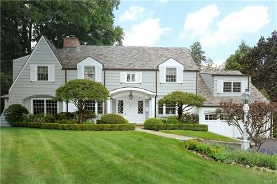 Scarsdale Single Family Home For Sale: 5 Highland Way