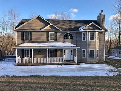 Single Family Home For Sale: 1299 Greenville Turnpike
