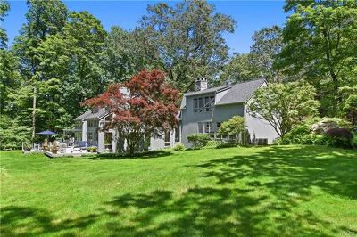 Bedford Single Family Home For Sale: 157 Mianus River Road
