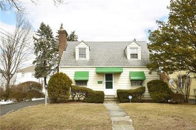 White Plains Single Family Home For Sale: 82 Florence Avenue